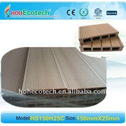 usine ! Plancher en bois de Decking composé en plastique en bois