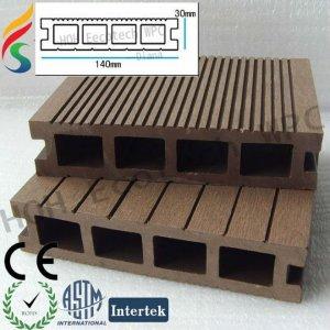 140x30mm compuesto madera