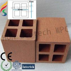 WPCのポスト---WPCの柵