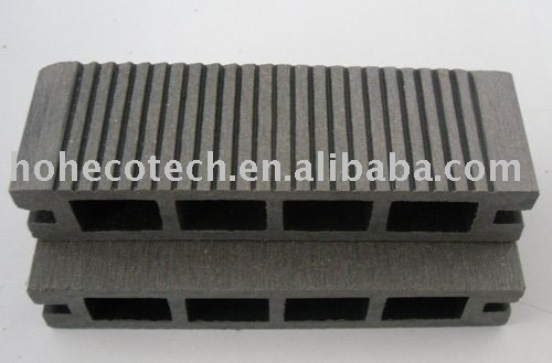 plancher creux--Matériaux de WPC