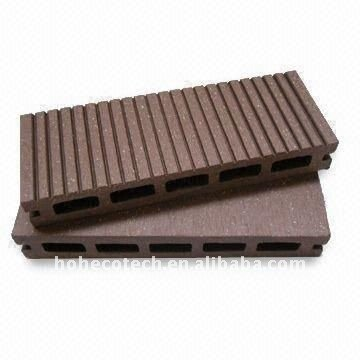 Le NOUVEAU wpc matériel respectueux de l'environnement de conseil de /flooring de decking de wpc embarque