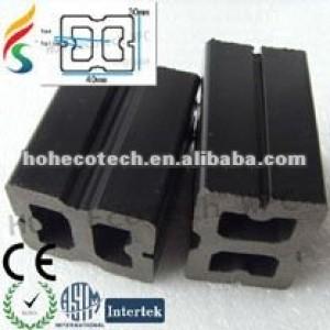 composito verde di qualità superiore cava decking travetto wpc