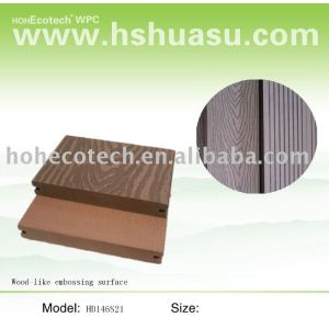 WPC Holz mag Decking