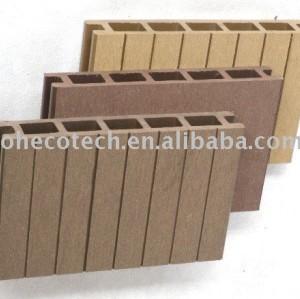 decking extérieur/plancher de wpc chaud