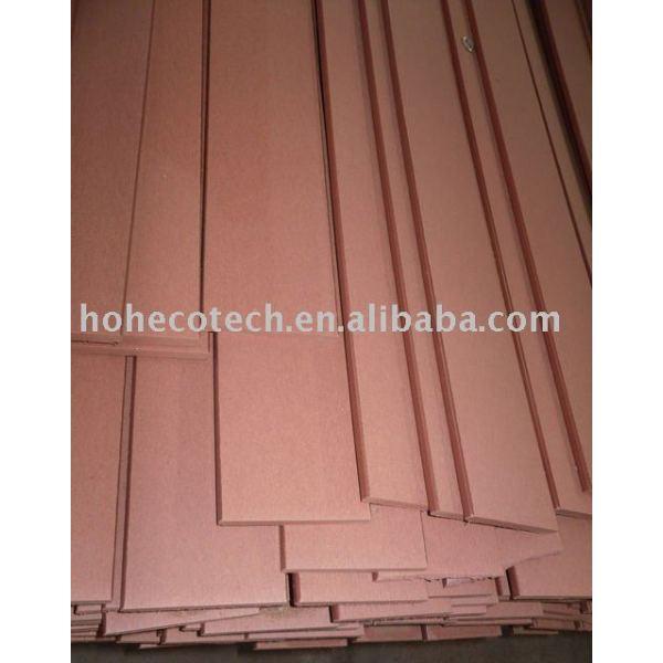 Panneau de plancher populaire de WPC