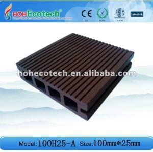 plancher creux de decking de wpc/plancher composé/plate-forme composée