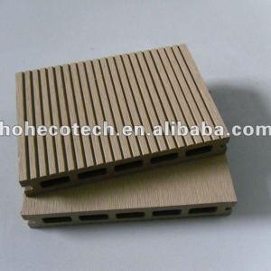 Decking du Decking en bambou 145x22mm extérieur de /wood le plus approprié/bois de construction composés en plastique en bois de tuile de plate-forme de wpc panneau de plancher