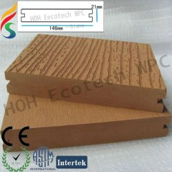 ökologische kunststoff holz composite bord