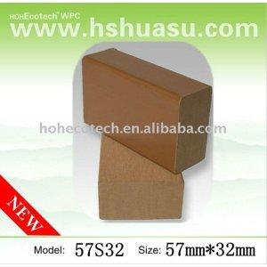Placa de revestimento - cadeira de lazer em wpc material de construção