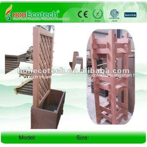 anderes design wasserdichte wpc blumenkasten blumenkasten aus kunststoff holz composite wpc pergola