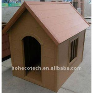 grande maison de chien favorable à l'environnement