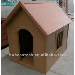 eco自由で小さい犬小屋