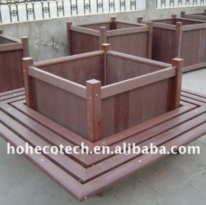 wpc Flower Pot -decking
