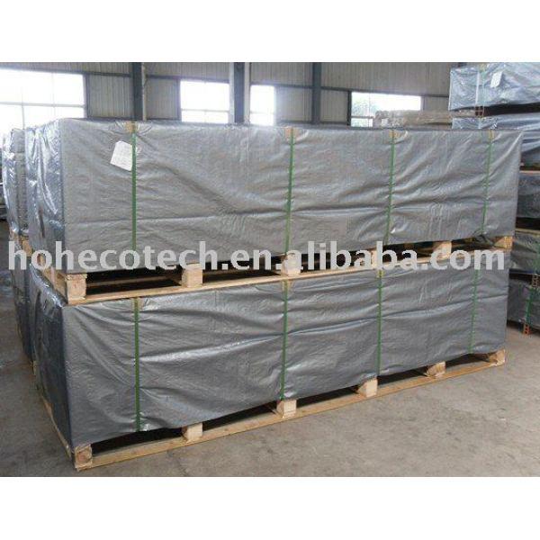 wpc Fußboden/Decking im Freienpacking-ISO9001