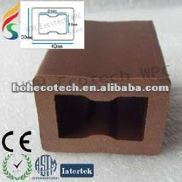 Hohler Balken für Decking Fußboden-WPC