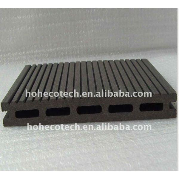 Ménage creux stable MINCE de conception/decking composé extérieur de plancher/decking (CE, ROHS…)