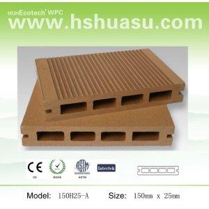 150x25mm compuesto de la cubierta de los materiales