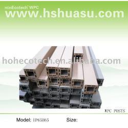 WPC Pfosten--WPC Materialien