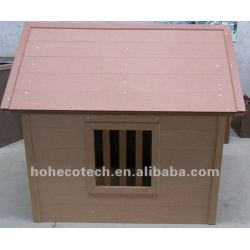 деревянный пластичный составной дом любимчика