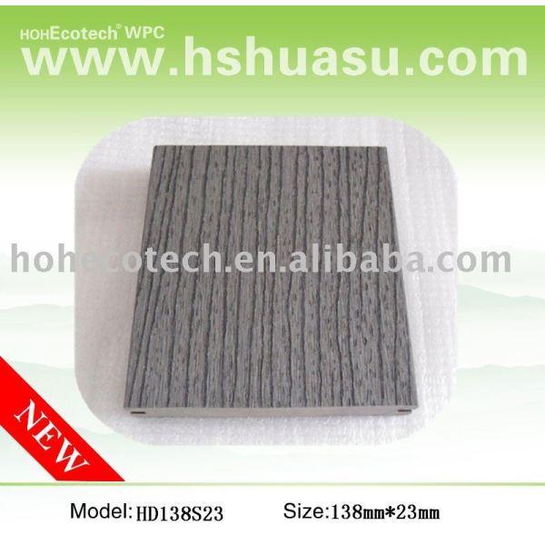 tablero de suelo sólido del wpc (CE, SGS aprobado)