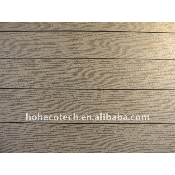 bardage bois plastique composite avec le meilleur matériel