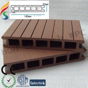 Qualitäts-niedriger Preis HDPE WPC Decking
