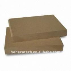 Terrazas al aire libre del wpc tableros ( compuesto plástico de madera ) cubiertas/suelo ( ce, rohs, astm, iso9001, iso14001, intertek )