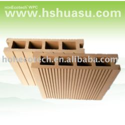 plancher extérieur de composé de plancher de decking/decking de wpc