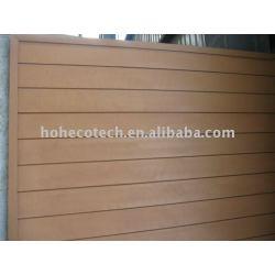 de alta calidad woodlike material de wpc panel de pared