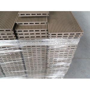 Madera - materiales compuestos de plástico de termitas y hongos resistentes wpc suelo board140h17