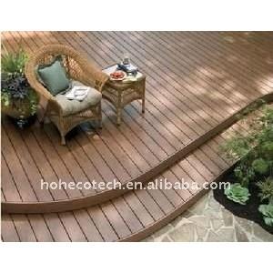 Dekoration bodenbelag im freien! Wasserdicht wpc decking wpc bord holz-kunststoff-verbundwerkstoff decking/bodenbelag