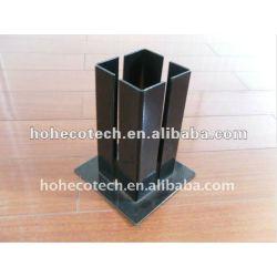 WPCのdeckingの付属品、ステンレス鋼のポスト