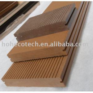 Compósitos de madeira plástica wpc pisos board