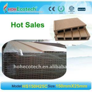 ( ce, rohs, astm, iso9001, iso14001, intertek ) kunststoff holz composite decking wpc terrassendielen im freien wpc bodenbelag