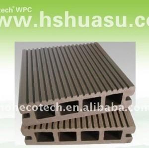 plancher en bambou de /flooring de Decking composé en plastique en bois de panneau de plancher de la coutume-longueur WPC de 149*34mm