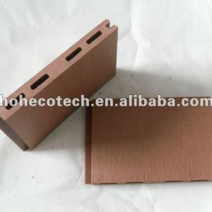 Ne pas avoir besoin du decking des accessoires 125x15 WPC/du carrelage composés en plastique en bois
