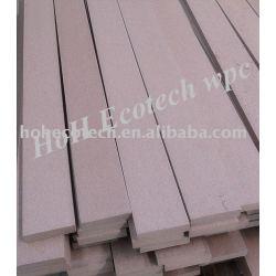 plastica legno composito pavimentazione bordo