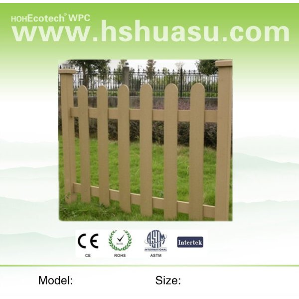 wpc recinzione esterna