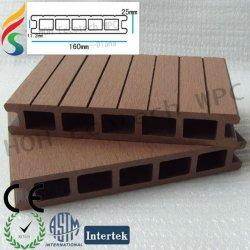 zusammengesetzte Plattformbretter des hölzernen Polymer-Plastiks