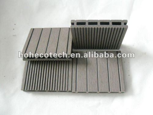Composé composé en plastique en bois de decking de WPC/de decking wpc du plancher 100x17mm (CE, ROHS, ASTM, OIN 9001, OIN 14001, Intertek)