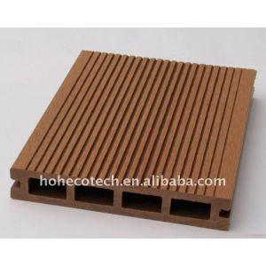 Wpc bodenbelag/boden im freien wpc terrassendielen wasserdicht bambusparkett