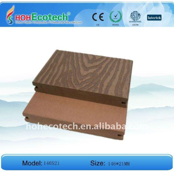Panneau de plancher (de bonne qualité) de WPC