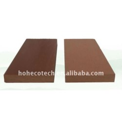 70*10mm WPC hölzerner zusammengesetzter Plastikdecking/Bodenbelag (CER, ROHS, ASTM, ISO 9001, ISO 14001, Intertek) wpc hölzernes Geländer