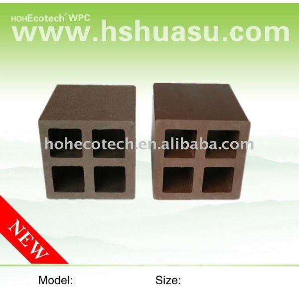 popular compuesto plástico de madera al aire libre de correos