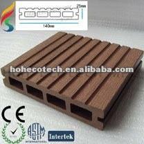 {HOHecotech} plancher respectueux de l'environnement de composé de plancher de decking de la cavité WPC