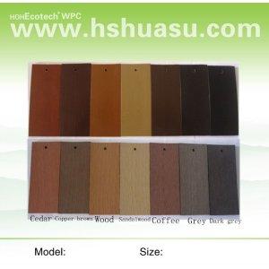 kunststoff holz composite farbe bord