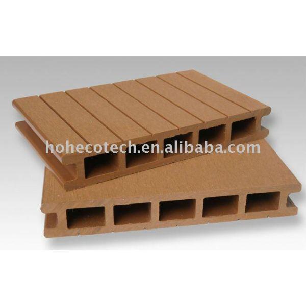 nuevo de madera compuesto de plástico materiales de construcción