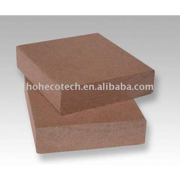 Versandender Oberflächenvinylhölzerner Bodenbelag 90x25mm