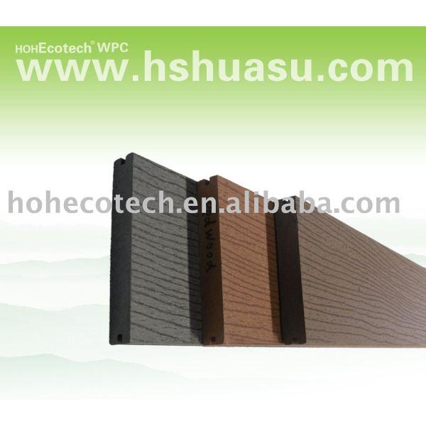 Holz mag wpc Deckingfußboden-Zusammensetzungfußboden