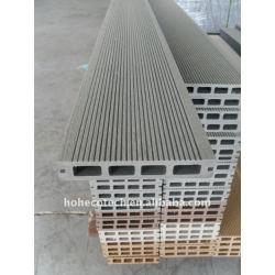 150x25mm cava di alta qualità di polietileneadaltadensità wpc decking di wpc legno decking composito di plastica piastrelle in vinile piano di calpestio